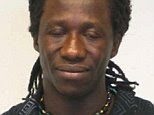 Pic shows: This man had four wives, seven fiancees and five girlfriends. Austrian police say they have arrested a man from Gambia who set a record in the country for the most number of bigamous relationships with four wives, seven fiancees and five girlfriends. After meeting him in a pub Austrian woman Sonja Maier decided that she believed in love at first sight after being was swept off her feet by charmer Sonko Tijan. The 28-year-old from Gambia told her he felt the same, and after a whirlwind romance and against the advice of her family they were married a month later. A year later still happily married she was pregnant, and looking on Facebook when she suddenly came across somebody with the same surname and a husband with a remarkable similarity to her own. Curious and following the woman's profile she realised that the men were not only similar looking, they were identical. The fact that the two men she was looking at, her own  husband and that of the other woman, had the same su