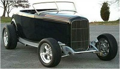 American Street Rod '32 Ford Roadster