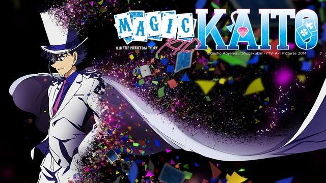 OST Magic Kaito 1412 (Recopilación)