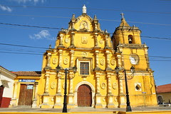 Leon, Nicaragua, Iglesia de La Reconleccion