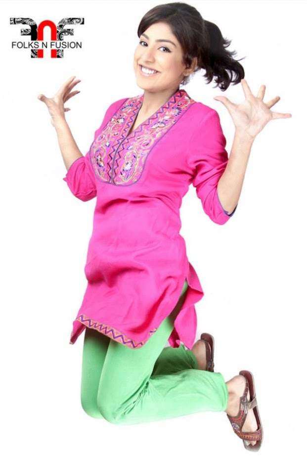Girls-Womens-Ladies-Tops-Kurti-and-Tights-Fashion-for-Eid-by-Folks-N-Fusion-2