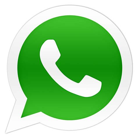 whatsapp logo icone fundo transparente png