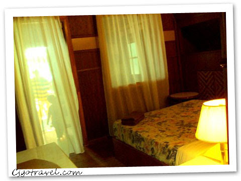 Coral view room