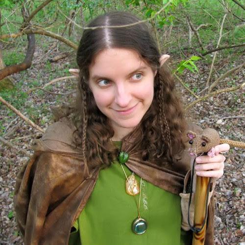 Half-elf cosplay/costume