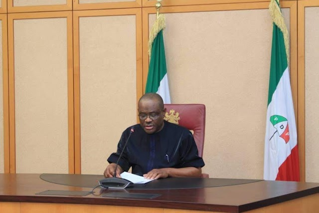 Governor Wike Imposes A 24-Hour Curfew In Parts Of Rumuokoro And Rumuodomaya
