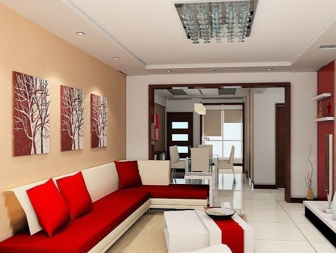 Desain Ruang Tamu Yang Sempit | Ide Rumah Minimalis