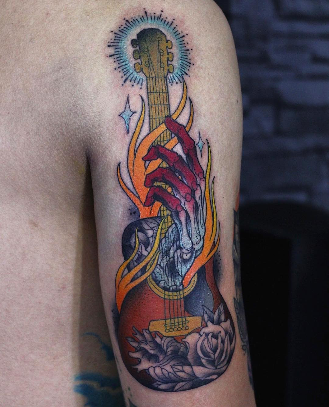 75+ Best Music Tattoo Designs & Meanings - Notes