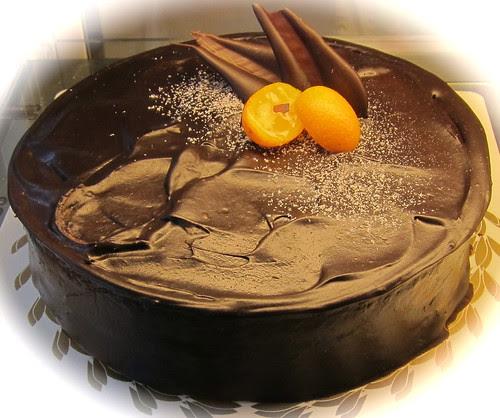 suklaakakku by Anna Amnell