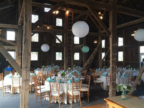 Barn weddings & events   Picture of Springfield Manor
