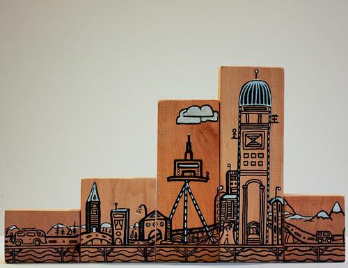 dec 03 | wood blocks