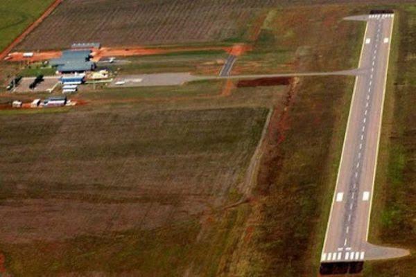 Obras no Aeroporto de Rondonópolis devem ser retomadas ainda este mês
