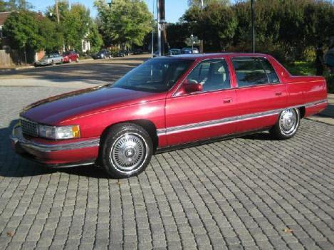 1995 Cadillac Sedan Deville Cars for sale