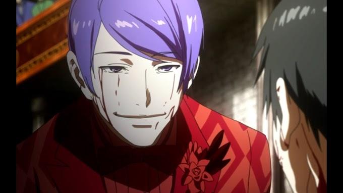 Tokyo Ghoul Sezona 1 - Epizoda 4