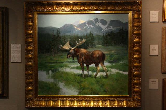 James Reynolds painting