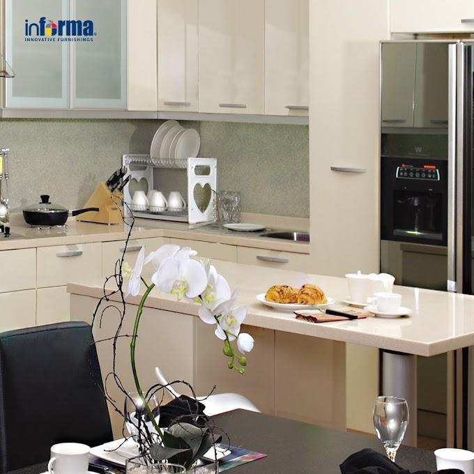 Lemari Kabinet Dapur Informa | Ide Rumah Minimalis