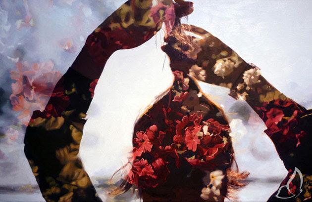 Pakayla Biehn Double Exposure 4 Peintures par Pakayla Biehn : Double Exposition