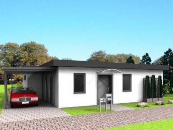 Das Magdeburghaus \u0026quot;Bungalow Thale\u0026quot; modern oder klassisch