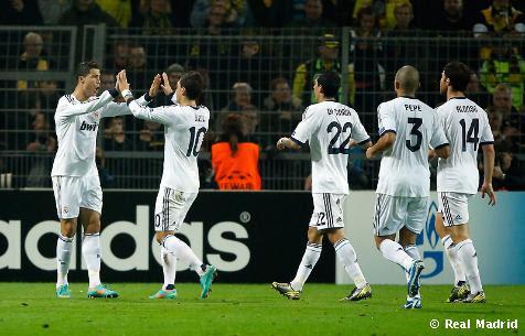 Borussia Dormund - Real Madrid