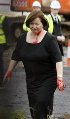 Mary Harney Walking Wounded