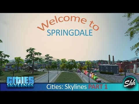 Cities: Skylines Review, Gameplay & DLCs