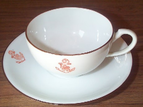 History Imperial Japanese Navy China And Wwii Japan Naval Dinnerware