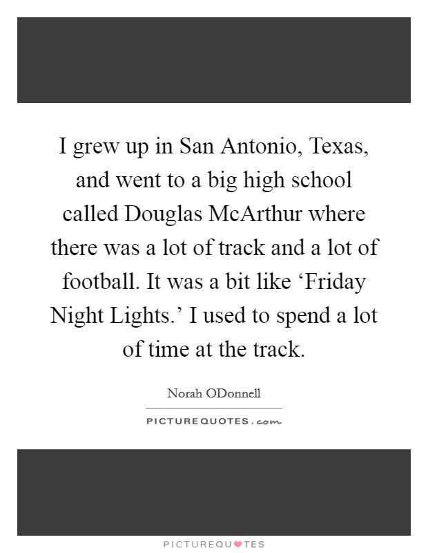 Friday Night Football Quotes Sayings Friday Night Football