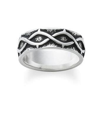 Crown of Thorns Wedding Band   James Avery   For Shelby