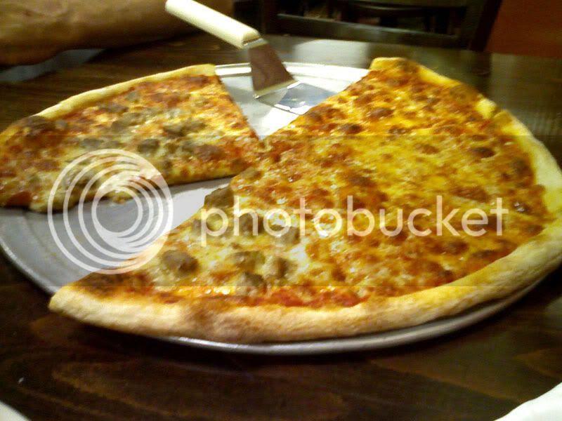 Caffe' Positano NY Pizza
