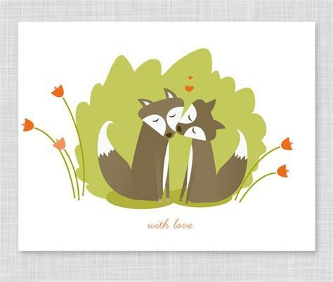 Free Fox Thank You Card Printable   Freebies   Pinterest