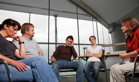 Multidimensional Family Therapy for Teens | Destinations ...