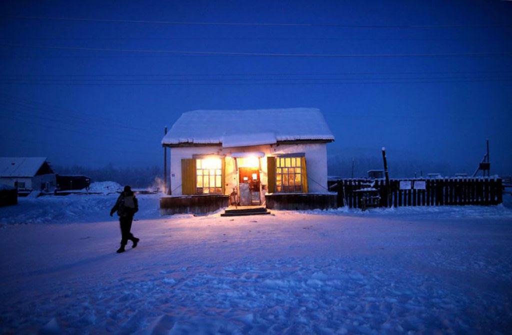 Conheça Oimekon, o povoado mais frio do planeta 17