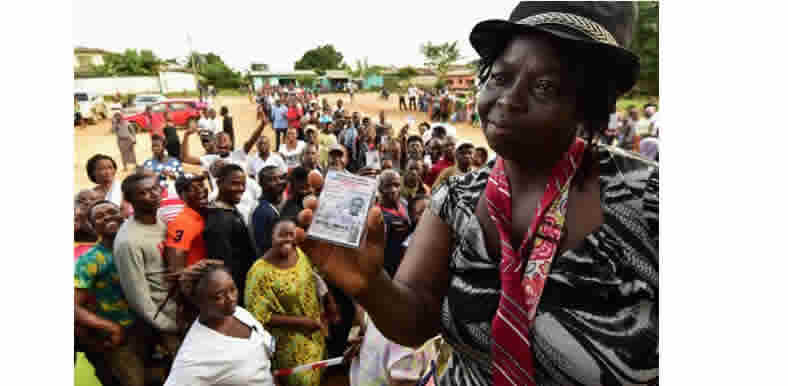 Five things to know about Liberia's election