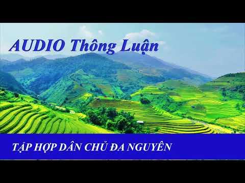 Bế tắc về tư tưởng và đường lối trước đại hội 13 - Việt Hoàng (Audiobook)