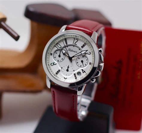 jual beli jam tangan wanita tetonis  jam tangan