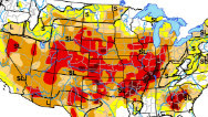 U.S. drought gets more severe