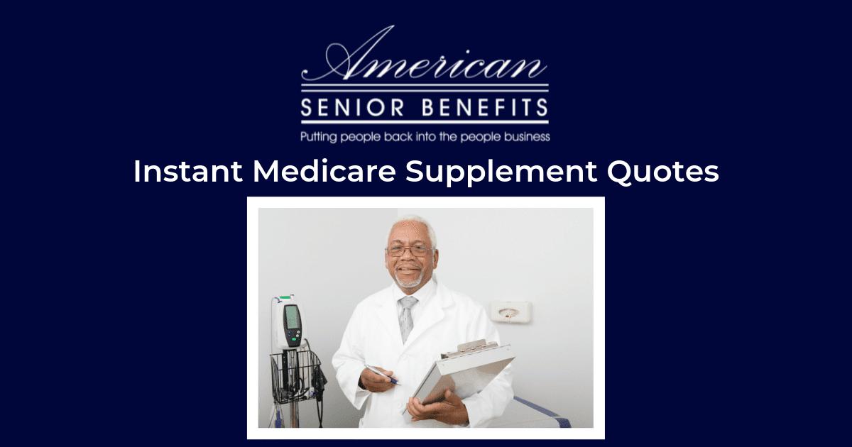 Medicare Supplement Quotes | Retirement Insurance Options
