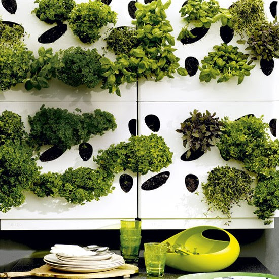 Easy garden transfor