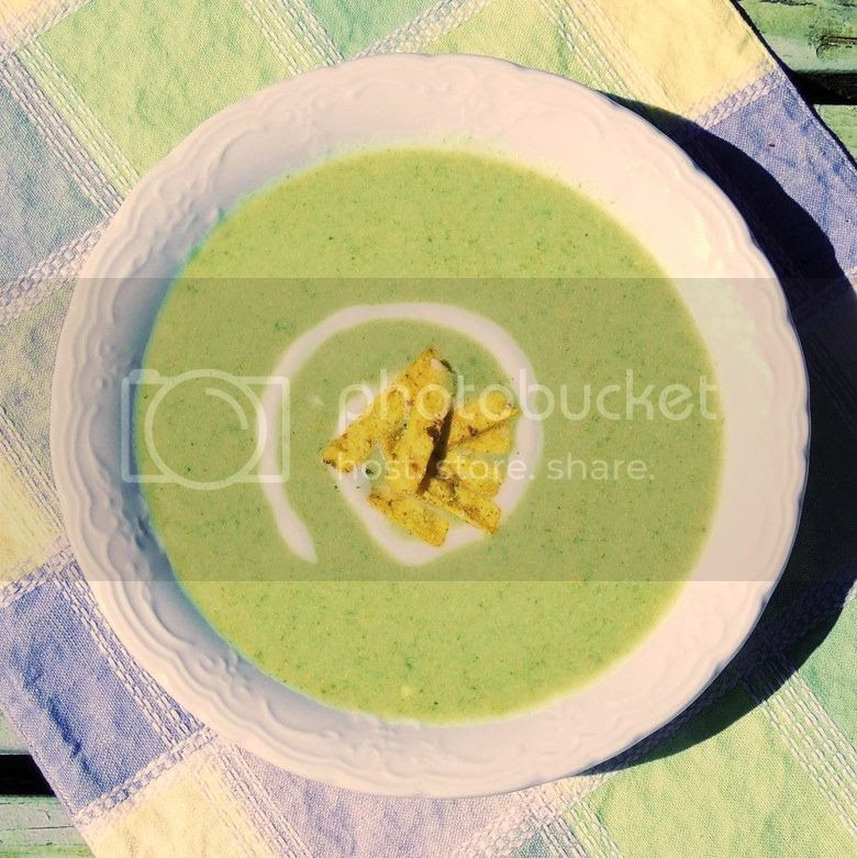 Green Chili Soup with Mini Jalapeno Havarti Grilled Cheese from www.bobbiskozykitchen.com