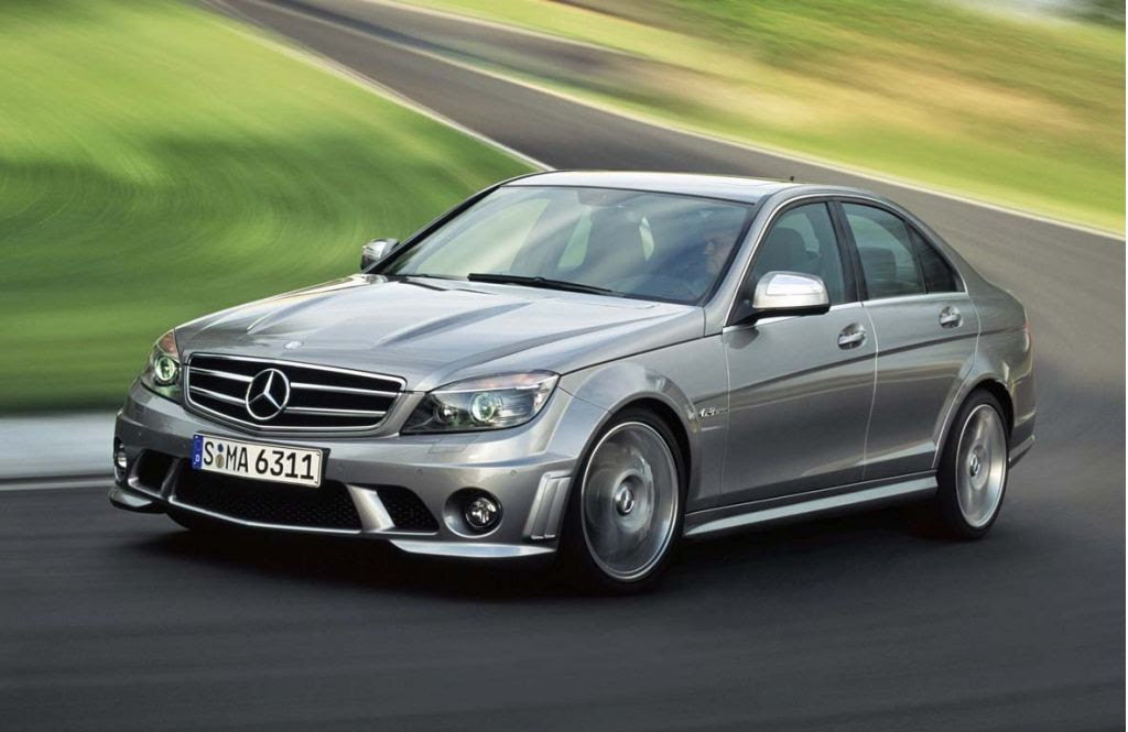 2008 Mercedes-Benz C63 AMG Review, Ratings, Specs, Prices ...