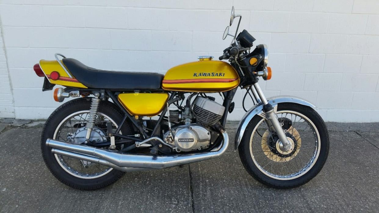 Kawasaki H2 750 Motorcycles For Sale