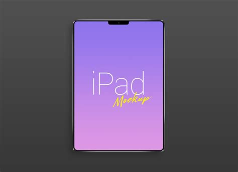 apple ipad pro  mockup psd good mockups