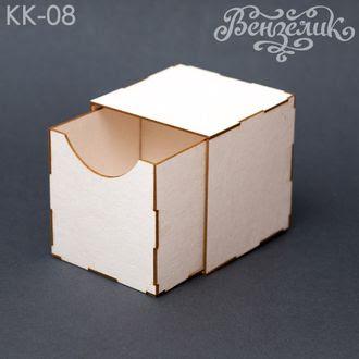 Коробочка - кубик
