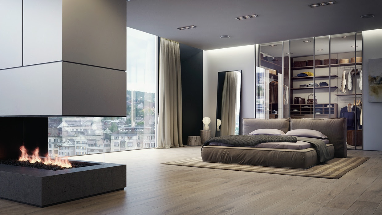 Spectacular Amazing Home Interior Bedroom Design