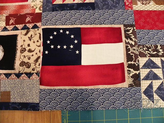 DSCN1892 General Lee's Headquarters flag