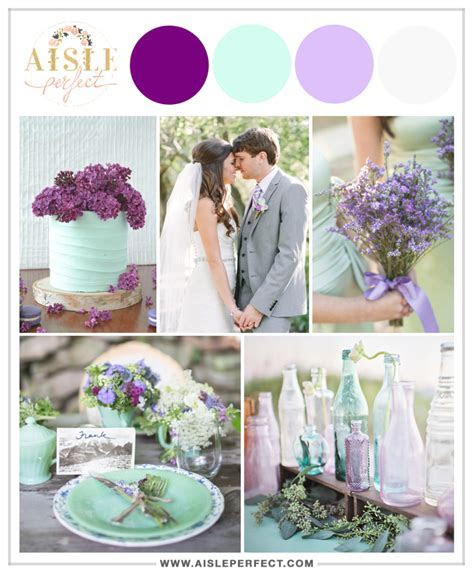Four Unexpected Wedding Color Schemes That Work   Mr
