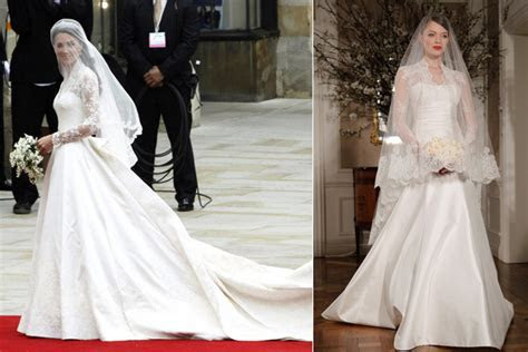 Designers Rush to Copy Kate Middleton's Wedding Dress