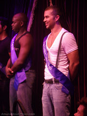 At the LA Mr. Gay 2007 Competition