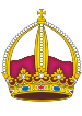 Brazil Prince Imperial Crown.svg