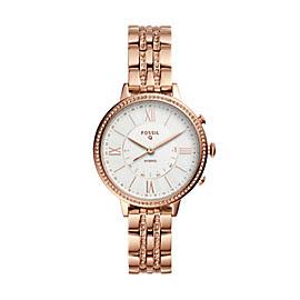 Smartwatch damen rosegold