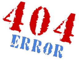 Cara redirect halaman 404 not found ke halaman Blog yang diinginkan